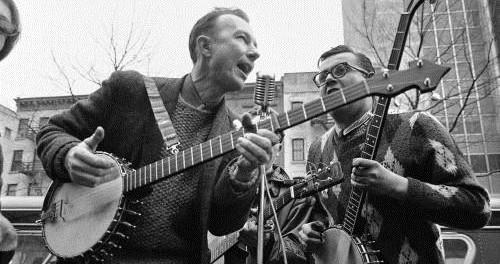 【訃報】米フォーク歌手ピート・シーガーさん死去 ミスチル幻のカバー曲「花はどこへ行った」などを作曲