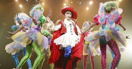きゃりーぱみゅぱみゅが横浜アリーナで開催したコンサートで新曲「ゆめのはじまりんりん」初披露&世界ツアー詳細発表
