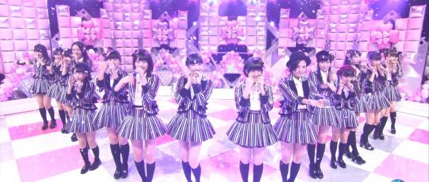 さて、MステのHKT48は大勝利だったワケだが(Mステ HKT48 桜、みんなで食べた 動画 画像あり)