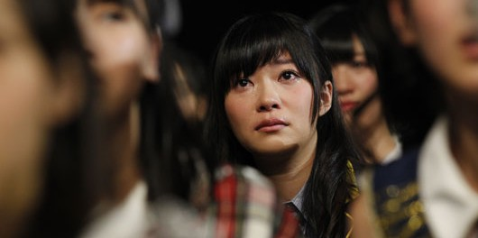 HKT48・指原莉乃(21) AKB大組閣に不満 「正直納得いってません」