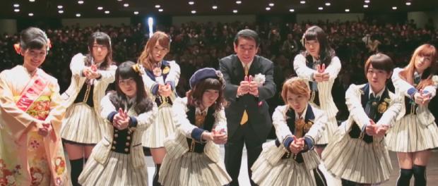 【悲報】安倍内閣「税金を投入してAKB恋するフォーチュンクッキー踊ってみた」 → 批判殺到wwwwww
