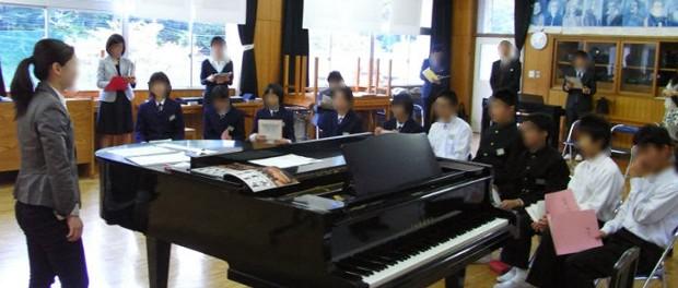 音楽の授業でありがちなこと