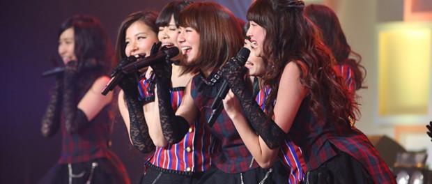 アイドリング!!!、Zepp DiverCityでの遠藤舞卒業ライブで33曲熱唱 5月14日には赤い公園提供の2ndシングル「MUJINA」をリリース