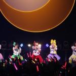 セーラームーン20周年記念ライブで、ももいろクローバーZや中川翔子らが熱唱