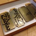 割れたシンバルから作ったiPhoneケース これはかっこ良すぎるwwwwwwwwwwww(画像あり)