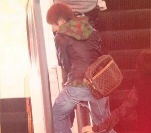 【悲報】ジャニーズJr.の田島将吾・林一平・高橋海人がエスカレーターで危険行為wwwwwww