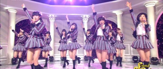 【音楽番組】Sound Room 2014.3.10 HKT48 桜、みんなで食べた 動画&画像大量