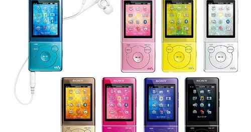 iPod VS ウォークマン