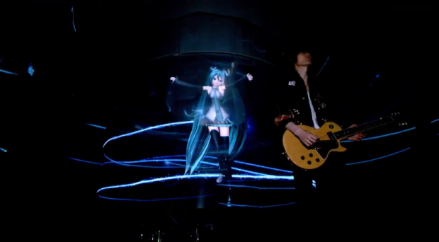 BUMP OF CHICKEN feat. HATSUNE MIKU「ray」 - YouTube (2)