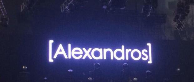 [Champagne]が改名 [Alexandros]に 3月28日開催の武道館ライブで発表