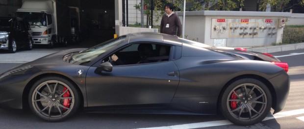 【画像】HYDEの車ごつすぎワロタwwwwwwwwwwwwww