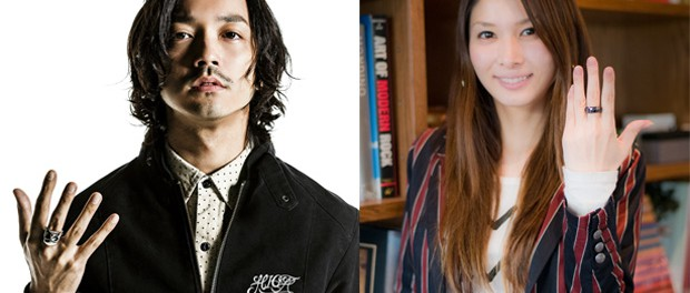 RIZEのドラマーで俳優の金子ノブアキ結婚!お相手はファッションブランド「Laymee」代表・中村沙織さん