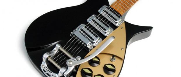 ギターってリッケンバッカーって奴買えば良いのかな