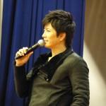GACKT、徳島県鳴門市立第一中学校の卒業式にてゲリラライブ