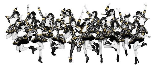 AKB48、通算3000万枚超え 女性グループ初の快挙 大島優子ラストシングル「前しか向かねえ」で16作連続ミリオンも達成