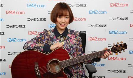 """""""カノ恋""""の大原櫻子、ANNパーソナリティに大抜擢 3月31日スタート"""