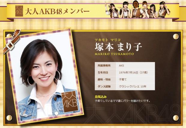 大人AKB48|パピコ|グリコア