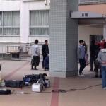 キスマイ・北山宏光、伊藤淳史とともに都内高校で盗撮される ドラマの撮影か 宮田俊哉ははんにゃ金田ともしツアロケ、よみうりランドでバンデット(画像あり)