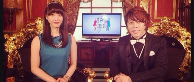 『西川貴教と松井玲奈が突然アニメとマンガとゲームばかりの番組をはじめた件について』 MBSとNOTTVで不定期放送開始