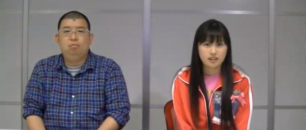 ももクロあーりんこと佐々木彩夏、関西テレビ「ミュージャック」の番組収録中に骨折 全治2ヶ月