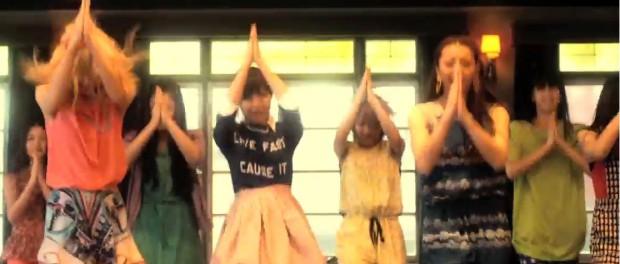 E-girlsのごめんなさいって曲…(動画あり)
