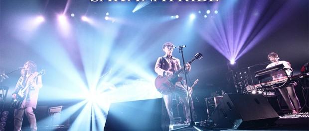 "NHK BSプレミアムでサカナクションLIVE特番放送 4月27日(日)23時~ SAKANAQUARIUM 2014 ""SAKANATRIBE"" TOKYO DOME CITY HALLの模様を放送"