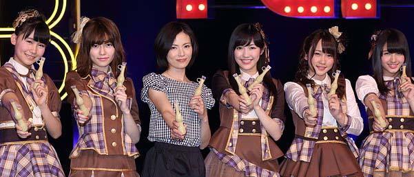 【画像】AKB48新メンバー塚本まり子(37歳)がたまらん(*゚∀゚)=3ムハーと俺の中で話題【動画】