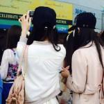 Hey! Say! JUMPの東京ドームコンサートにNMB48の山岸奈津美と川上礼奈がお忍び参戦 → ジャニヲタ激怒wwwwwwww