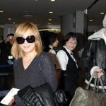 空港芸人の浜崎あゆみ、超過密スケジュールでLAと日本を行き来 twitterで忙しいアピールwww