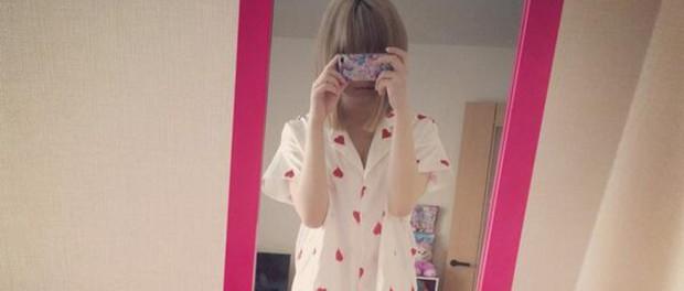 【朗報】きゃりーぱみゅぱみゅがtwitterで公開した夏物のパジャマがかわいすぎると話題(画像あり)