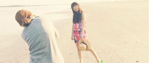 天使的かわいさのmiwaちゃんとビーチでキャッキャできるチャンス!新曲「君に出会えたから」MVのエキストラ大募集 ※但し、リア充に限る