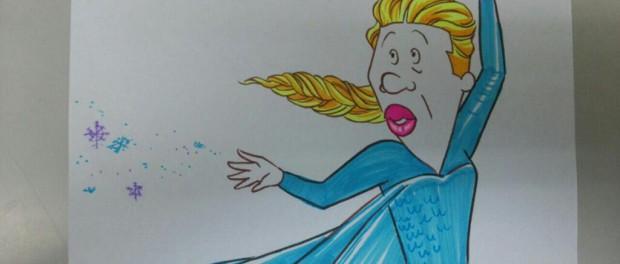 アナと雪の女王のパロディ「アナゴ雪の女王」の主題歌クソワロタwwwwwwwwwwwww(画像あり)