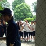 【続報】奈良の桜井高校にT.M.Revolution西川貴教現る(画像あり) 握手してあげたり、生徒からのリプに答えたり、西川さんサービス精神旺盛すぎだろwww