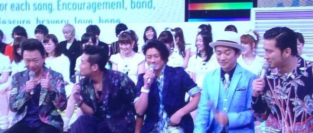 【速報】TOKIOの本業はアイドルであることが判明wwwwwwwwwwwwwww(画像あり)【Mステ】