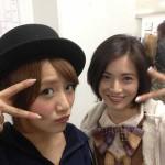大人AKB48「まりり」こと塚本まり子(37)握手会デビュー 「パピコ」のCM衣裳でサプライズ登場(画像あり)