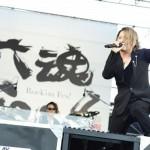 デビュー20周年GLAY『六魂 Fes!×GLAY Special Live』開催、復興支援6000人無料招待「愛してるぜ東北ー!」