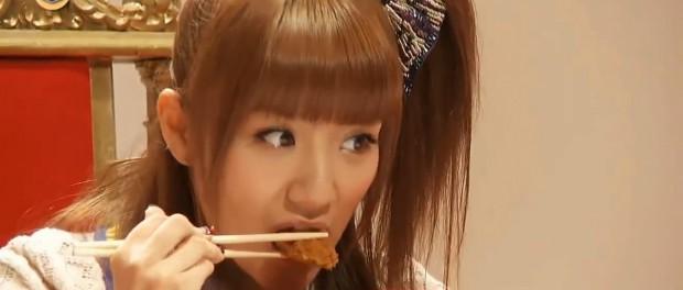 たかみなことAKB48・高橋みなみ(23) 銀座の名店「梅林」で1900円のカツ丼を食べる(画像あり)
