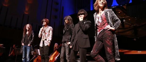 X JAPAN、今秋日本でライブ開催を明言!YOSHIKIのソロライブにメンバーが全員登場し、電撃発表