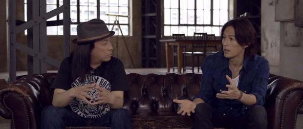 B'z・稲葉浩志が、憧れのラウドネス・二井原実と対談 稲葉は学生時代にラウドネスのカバーをする程好きだった(流出動画あり)