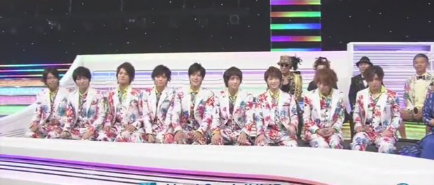Hey! Say! JUMPがMステ出演 衣装派手すぎワロタ(Mステ 20140613 Hey! Say! JUMP Come On A My House Ready Go 動画あり)