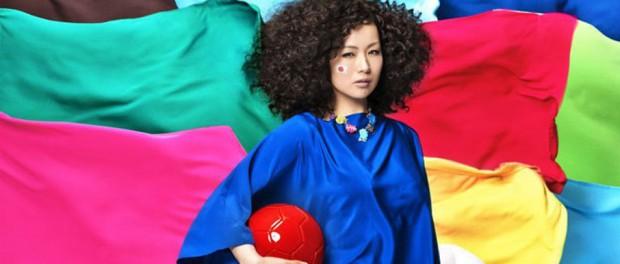 椎名林檎「NIPPON」のMVとコラボ出来るW杯サッカー日本代表応援プロジェクト「FROM NIPPON TO THE WORLD」スタート 専用アプリで生成した動画をTwitterやFacebookに投稿できるらしい
