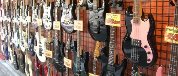 楽器屋で知り合ってバンドを組むパターンが多いらしいけど