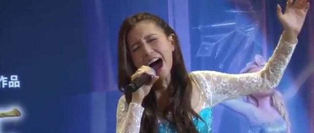『アナと雪の女王』主題歌「Let It Go~ありのままで~」を紅白で歌うのはMayJ.か松たか子か・・・メディア露出は「May J.」がリード