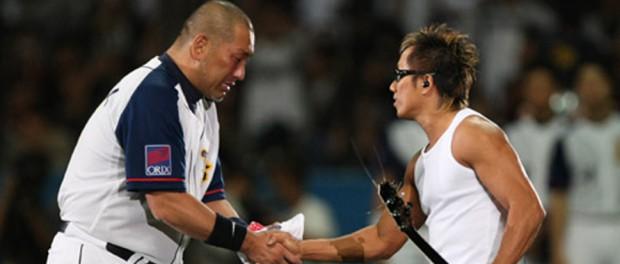 長渕剛と清原和博が殴り合いのケンカwwwwwwwwwとっくに関係は切れてる?