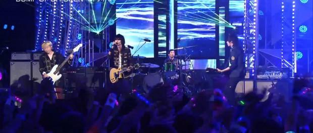 BUMP OF CHICKEN、初Mステでファンも大満足のパフォーマンス!「いつも通りのライブだった」(Mステ 20140725 BUMP OF CHICKEN 虹を待つ人 ray 動画・画像あり)
