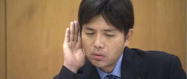 野々村竜太郎議員がPerfumeだったときの画像ください