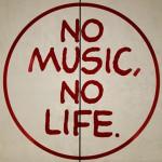 音楽依存症、音楽中毒を治したい