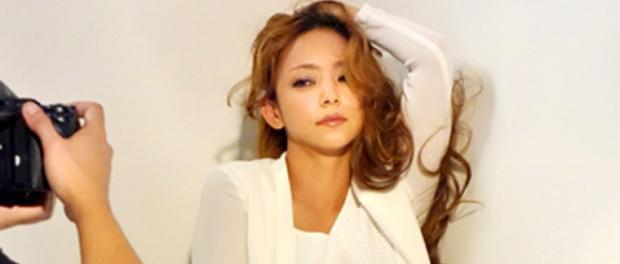 安室奈美恵ちゃん(36歳)が色っぽすぎる件(画像あり)