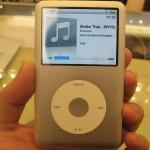 iPhoneユーザーだけど、iPod classic買ってもうたwwwww