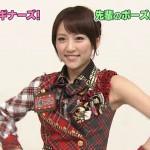 AKB48たかみなこと高橋みなみ、ついに激やせを認める 体重は37kgしかなかった・・・(画像あり)